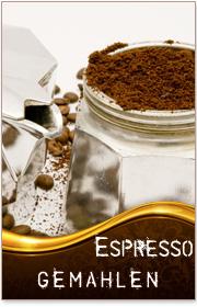 espresso kaffee bohnen und bialetti kocher online kaufen. Black Bedroom Furniture Sets. Home Design Ideas