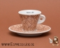Mobile Preview: Rekico pausacaffe Espresso Tasse rose