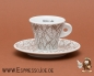 Mobile Preview: Rekico pausacaffe Espresso Tasse weiss