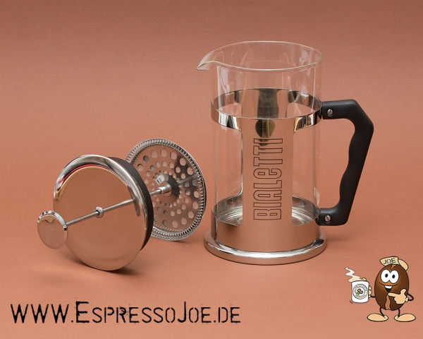 french press die pressstempelkanne f r starkes kaffee aroma. Black Bedroom Furniture Sets. Home Design Ideas