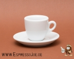 Nuova Point PALERMO Espresso Tasse weiß (56ml) Made in Italy